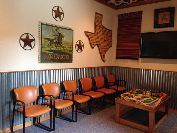 Waiting Room - Pediatric and Cosmetic Dentists in Keller, TX