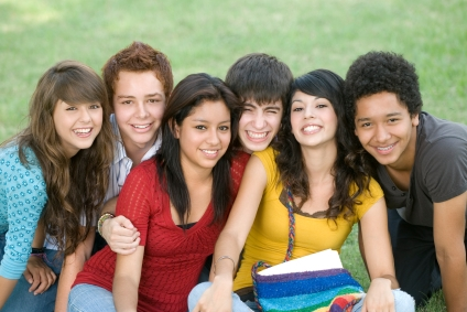 Teens Smiling - Pediatric and Cosmetic Dentists Keller, and Southlake TX - Donohue & Donohue, DDS